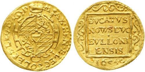 1 Ducat Belgio Oro