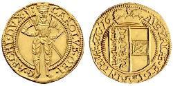 1 Ducat Monarchia asburgica (1526-1804) Oro
