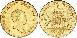 1 Ducat Regno di Baviera (1806 - 1918) Oro