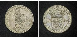 1 Ducat Dutch Republic (1581 - 1795) Silver
