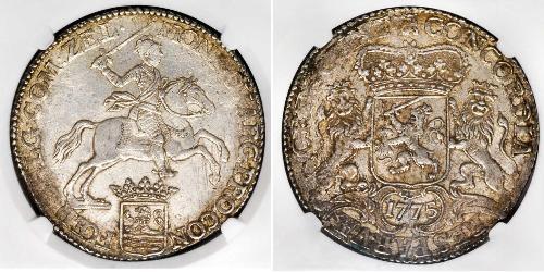 1 Ducaton Repubblica delle Sette Province Unite (1581 - 1795) Argento