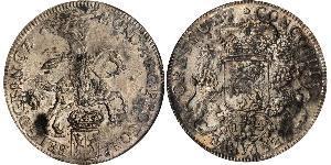 1 Ducaton Austrian Netherlands (1713-1795) Silver
