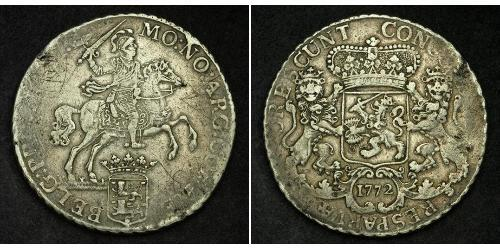 1 Ducaton Dutch Republic (1581 - 1795) Silver