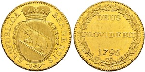 1 Duplone Suiza Oro