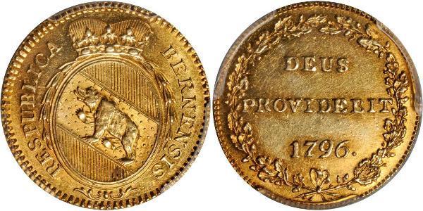1 Duplone Suiza Oro