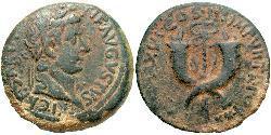 1 Dupondius Römische Kaiserzeit (27BC-395) Bronze Tiberius Claudius Nero (42 BC-37)