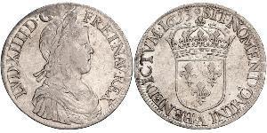 1 Ecu France Argent Louis XIV de France (1638-1715)