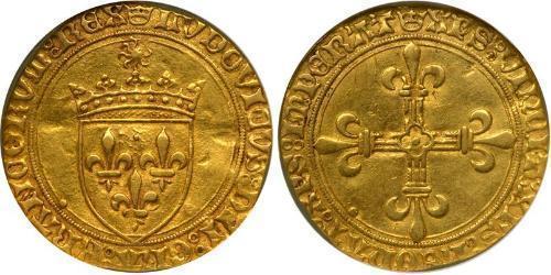 1 Ecu Kingdom of France (843-1791) Gold Louis XII of France (1462 - 1515)