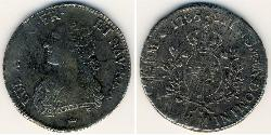 1 Ecu Kingdom of France (843-1791) Silver