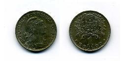 1 Escudo Second Portuguese Republic (1933 - 1974) Copper/Zinc