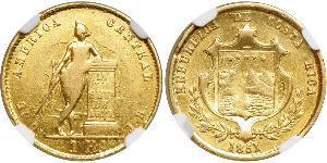 1 Escudo Costa Rica Gold