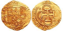 1 Escudo Kingdom of Portugal (1139-1910) Gold