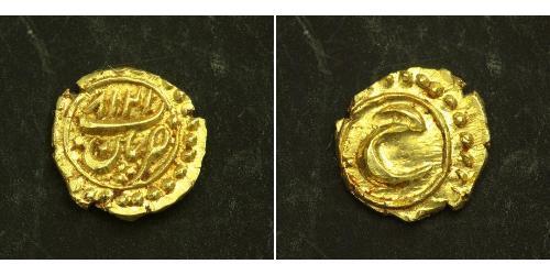 1 Fanam India Gold