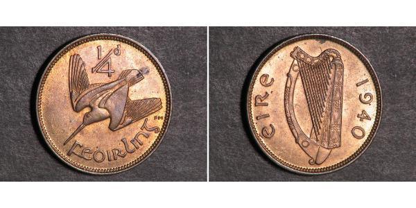 1 Farthing Ireland (1922 - )