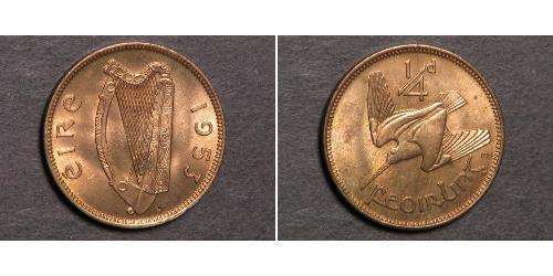 1 Farthing Irland (1922 - )