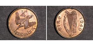1 Farthing Irlande (1922 - )