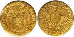 1 Florin Kingdom of France (843-1791) Gold