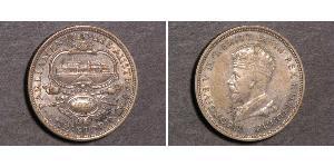1 Florin Australia (1788 - 1939) Silver George V of the United Kingdom (1865-1936)