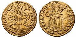 1 Florin / 1 Goldgulden Reino de Hungría (1000-1918) Oro