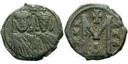 1 Follis Byzantinisches Reich (330-1453) Bronze Nikephoros I (?-811)