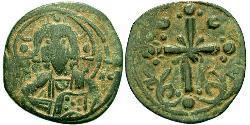 1 Follis Byzantinisches Reich (330-1453) Bronze Nikephoros III. Botaneiates (1020-1081)
