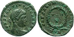 1 Follis Empire romain (27BC-395)
