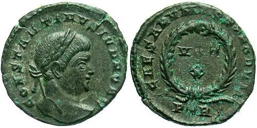 1 Follis Impero romano (27BC-395)