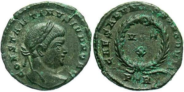 1 Follis Roman Empire (27BC-395)