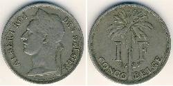 1 Franc  Copper/Nickel