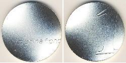1 Franc French Fifth Republic (1958 - ) Silver
