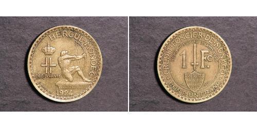 1 Franc Monaco