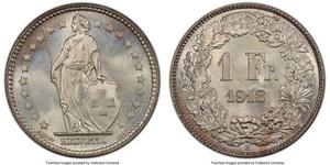 1 Franc Switzerland