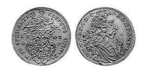 1 Goldgulden Electorate of Bavaria (1623 - 1806) 金 Maximilian III Joseph, Elector of Bavaria (1727 – 1777)