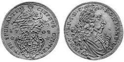 1 Goldgulden Electorate of Bavaria (1623 - 1806) Gold Maximilian III Joseph, Elector of Bavaria (1727 – 1777)