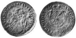 1 Goldgulden Electorate of Bavaria (1623 - 1806) Gold