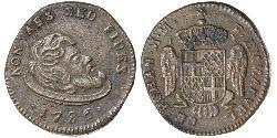 1 Grana Malteserorden (1080 - ) Silber