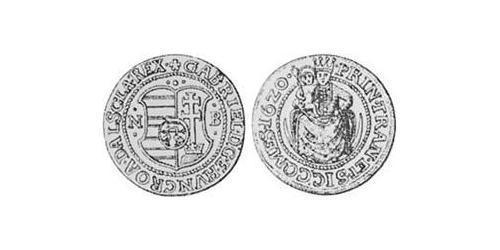 1 Groschen Principality of Transylvania (1571-1711) Argent