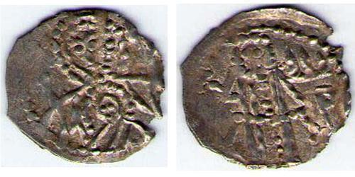 1 Grosh 保加利亚第二帝国 (1185 - 1396/1422) 銀