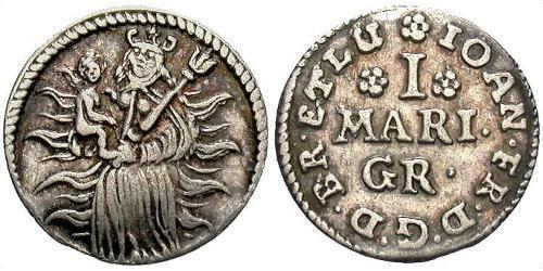 1 Grosh Deutschland Silber