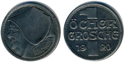 1 Grosh 波兰
