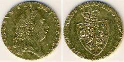 1 Guinea 英国 金