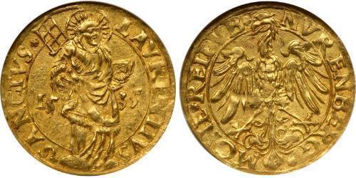 1 Gulden 联邦州 (德国) 金