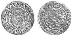 1 Gulden Augsburg (1276 - 1803) Gold