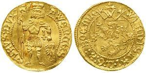 1 Gulden Bohemia Gold Vladislas II of Hungary (1456- 1516)