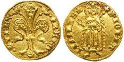 1 Gulden Kingdom of Hungary (1000-1918) Gold Charles I of Hungary (1288-1342)