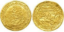 1 Gulden States of Germany Gold
