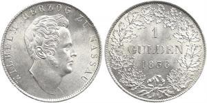 1 Gulden Deutschland Silber