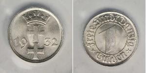 1 Gulden Gdansk (1920-1939)