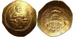 1 Histamenon Byzantinisches Reich (330-1453) Gold Michael VII Doukas (1050-1078)