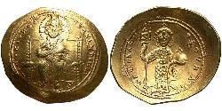 1 Histamenon Byzantinisches Reich (330-1453) Gold Konstantin X Dukas (1006-1067)